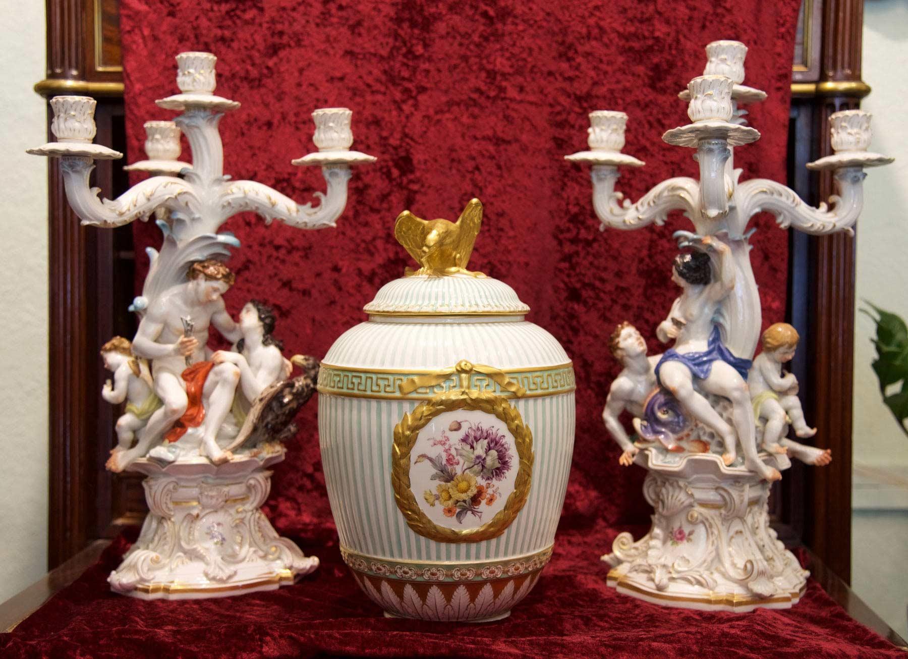 wir kaufen und verkaufen antikes porzellan